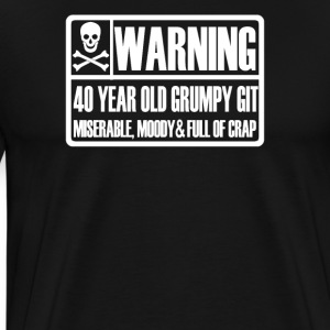 40 Year Old - Men's Premium T-Shirt