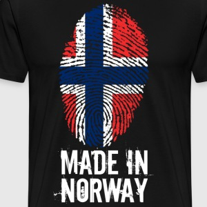 Made In Norway / Norge / Noreg - Men's Premium T-Shirt