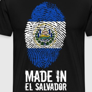 Made In El Salvador - Men's Premium T-Shirt