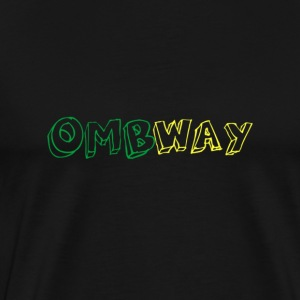 OMBWAY - Men's Premium T-Shirt