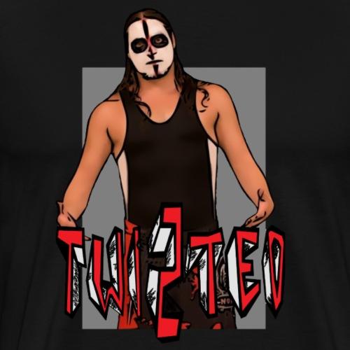 TwiZted T Shirt - Men's Premium T-Shirt
