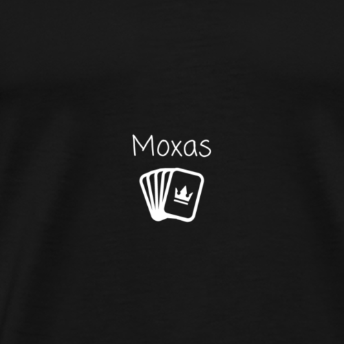 Moxas - Card Holder V.1 - Men's Premium T-Shirt