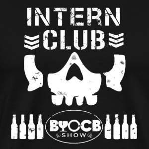 Intern Club - Men's Premium T-Shirt