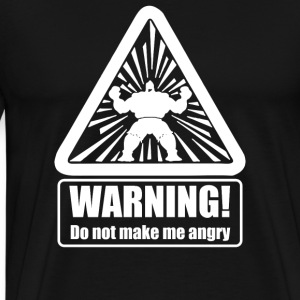 Anger Problems - Men's Premium T-Shirt