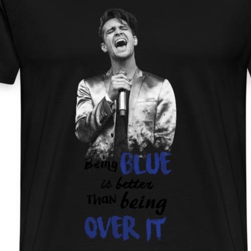 Panic! at the Disco - Being Blue - Men's Premium T-Shirt
