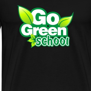 Green Sch - Men's Premium T-Shirt