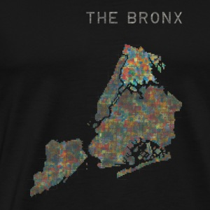 bronx ny - Men's Premium T-Shirt