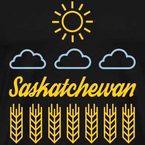 Saskatchewan! - Men's Premium T-Shirt