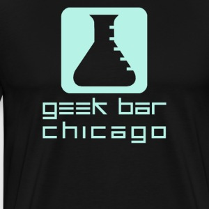 Geek bar chicago - Men's Premium T-Shirt