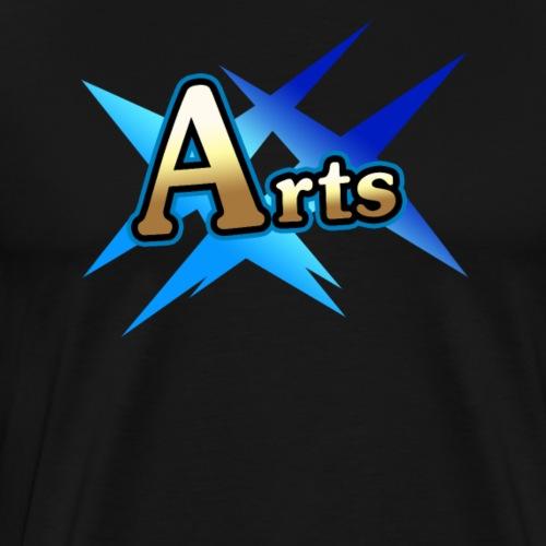 Fate Grand Order - Arts Command Card - Men's Premium T-Shirt