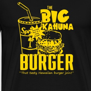 Big Burgers - Men's Premium T-Shirt