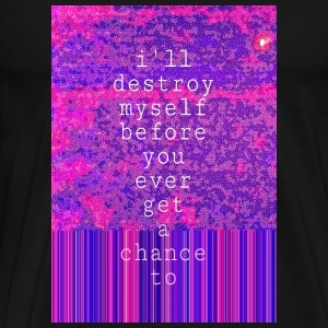 choice of destruction - Men's Premium T-Shirt