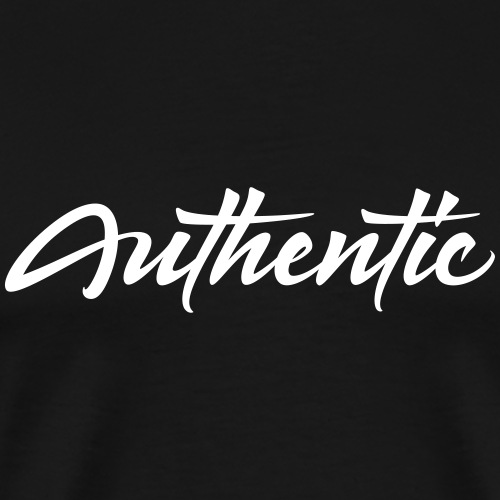 Authentic - Men's Premium T-Shirt