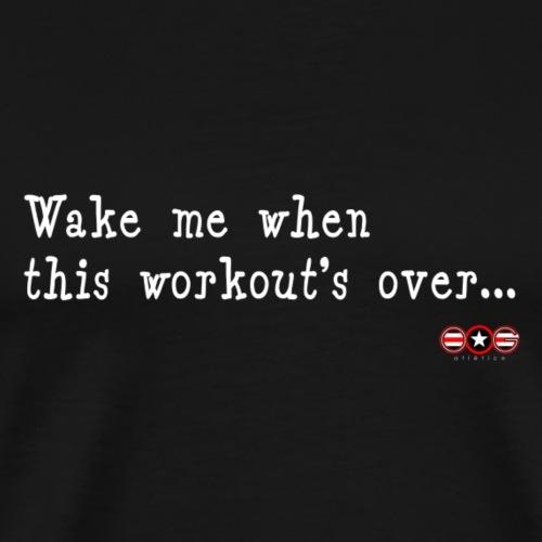 Wake Me Inverse - Men's Premium T-Shirt