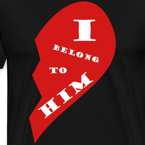 Valentine is coming: show your love - Men's Premium T-Shirt