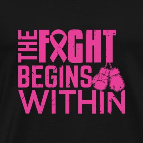 Cancer Awareness Shirts For A Cause - Men's Premium T-Shirt