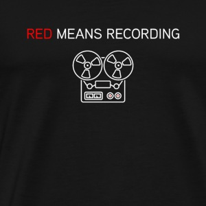 Reel to Reel - Men's Premium T-Shirt