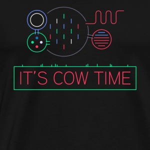 COW TIME - Men's Premium T-Shirt