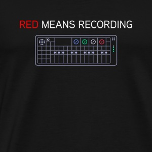 RMR OP-1 - Men's Premium T-Shirt