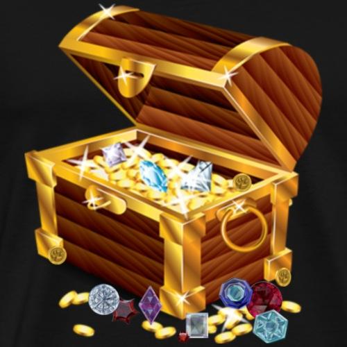 Treasure Chest - Men's Premium T-Shirt