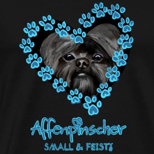 Affenpinscher - Men's Premium T-Shirt