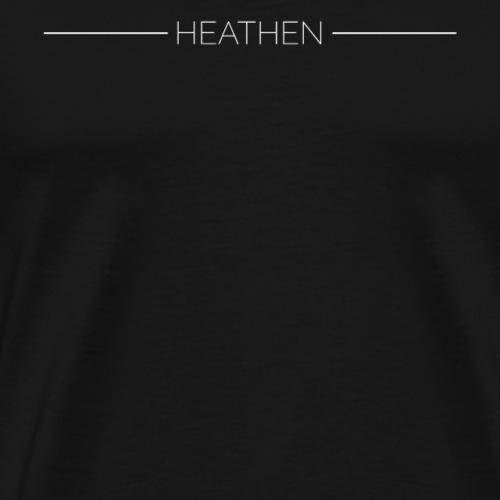 Heathen - Men's Premium T-Shirt