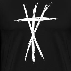 NBK White - Men's Premium T-Shirt