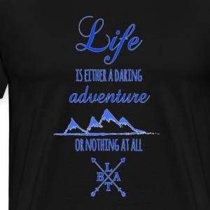 LTBA Daring Adventure - Men's Premium T-Shirt