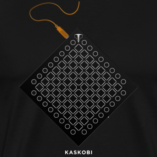 Phantom Launchpad // Kaskobi - Men's Premium T-Shirt
