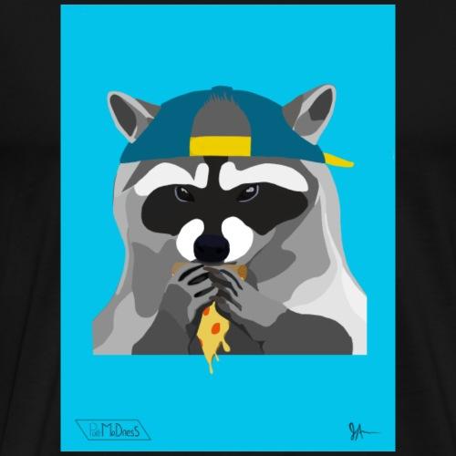 Rebel Trash Panda - Men's Premium T-Shirt