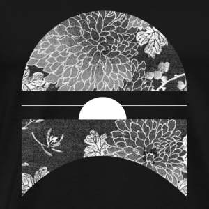 Soleil levant - Men's Premium T-Shirt