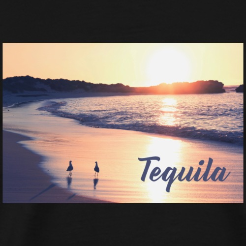 Tequila Sunrise - Men's Premium T-Shirt