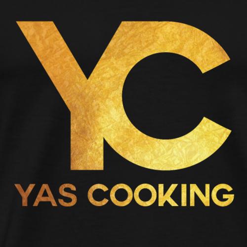 Y(as) C(ooking) Gold - Men's Premium T-Shirt