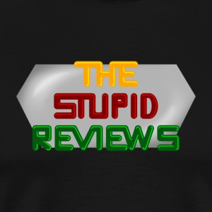 The Stupid Reviews Title - Men's Premium T-Shirt