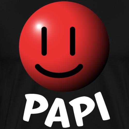 Black Papi Shirt - Men's Premium T-Shirt