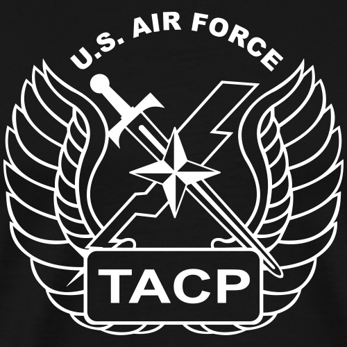 US AIR Force tacp logo - Men's Premium T-Shirt