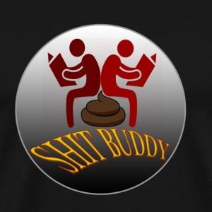 Sh*t Buddies Logo - Men's Premium T-Shirt