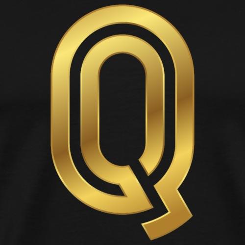 Q 24k - Men's Premium T-Shirt