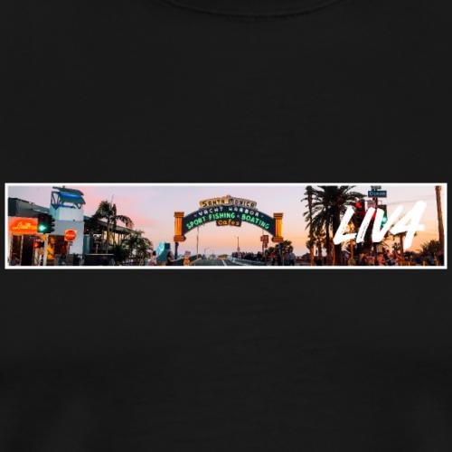 CITY: Los Angeles (Santa Monica) - Men's Premium T-Shirt