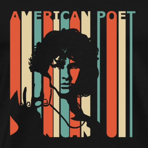American Poet - Men's Premium T-Shirt