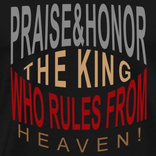HEAVEN 08 - Men's Premium T-Shirt