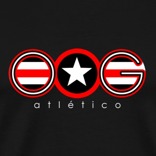 OG Atletico Inverse - Men's Premium T-Shirt