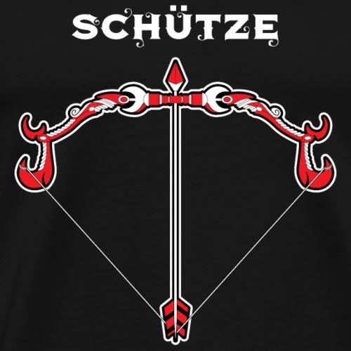 Sternzeichen - Schütze - Men's Premium T-Shirt