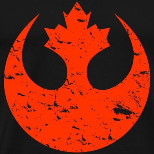 Canadian Rebel - Men's Premium T-Shirt