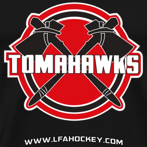 Tomahawks - Men's Premium T-Shirt
