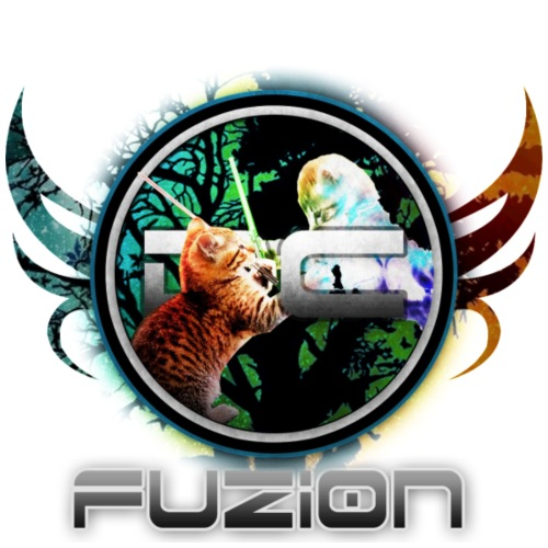 Drone FuZi0n - Men's Premium T-Shirt
