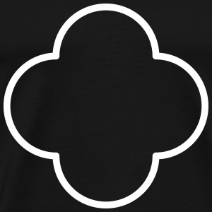 AN ANASHA - gratitude (variable colors!) - Men's Premium T-Shirt