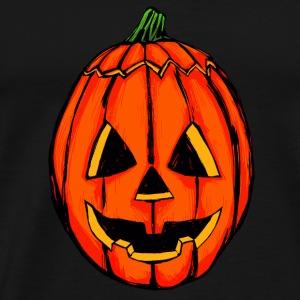 Beastly Pumpkin - Men's Premium T-Shirt