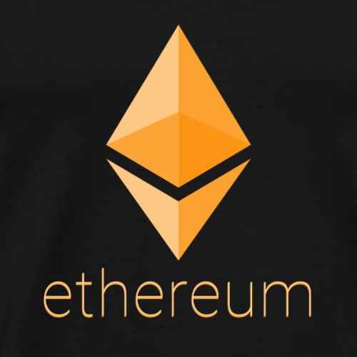 Ethereum Gold - Men's Premium T-Shirt