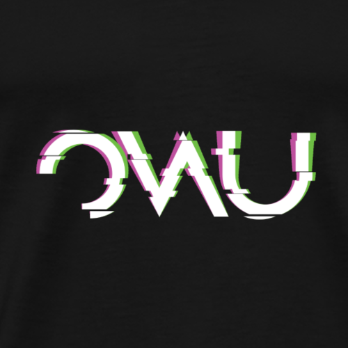 OWU Glitch - Men's Premium T-Shirt